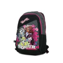 Monster High - Sac à dos scolaire école enfant fille Disney