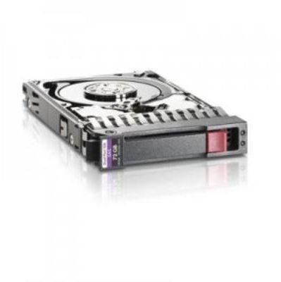 Hp Disque Sas de 600 Go Enterprise Smart Carrier Disque Sas Hp de 600 Go Enterprise Smart Carrier12 Gb 15k 2.5 pouces (SFF) hot-plug