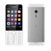 Nokia - 230 dual Sim argent débloqué
