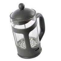 Cafetière à piston 800 ml - Grise