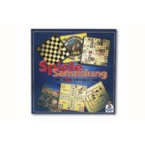 Schmidt Spiele GmbH - S.S.F. Spiele-sammlung Mit 50 Spielen 2 - 4 Spieler Ab 6 Jahren 49112