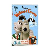 Bbc - Wallace and Gromit - 3 Cracking Adventures Import anglais