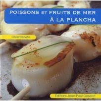 Gisserot - Poissons et fruits de mer a la plancha