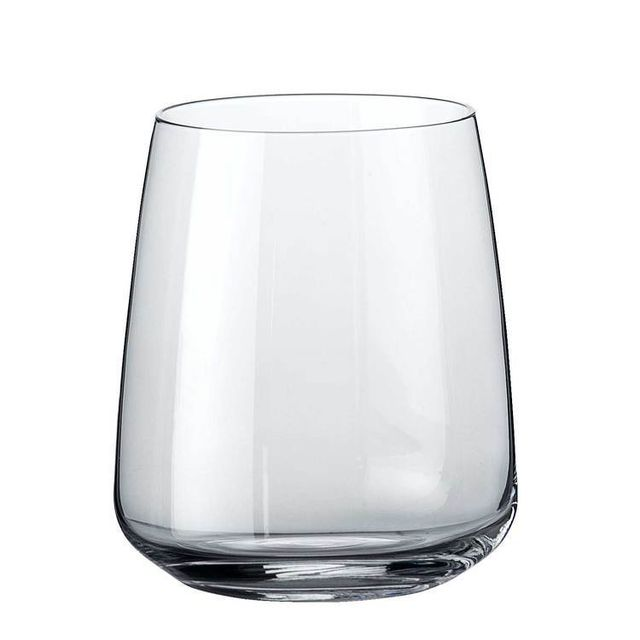 Bormioli Rocco Gobelet en verre 37 cl - Lot de 6 pièces Aurum