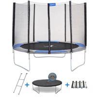 trampolines achat trampolines pas cher rue du commerce. Black Bedroom Furniture Sets. Home Design Ideas
