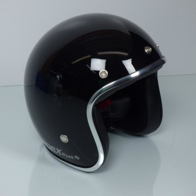 Torx - Casque Moto Taille M Wyatt Shinny