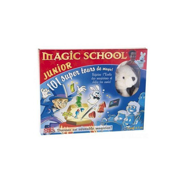 Oid Magic Magic Junior 101 tours et lapin