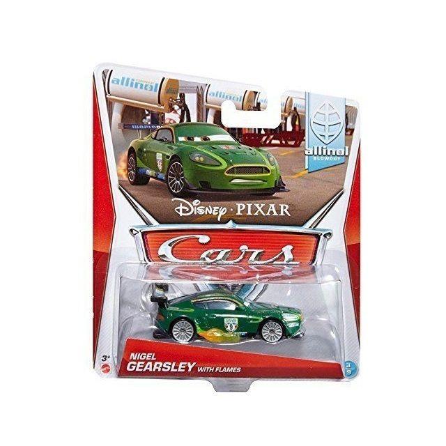 Véhicule 2 N°3 Gearsley Miniature Allinol Voiture Disney Blowout Nigel zpGSMVqU
