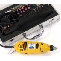 Rotacraft - Coffret mini perceuse Rc230 + 100 accessoires