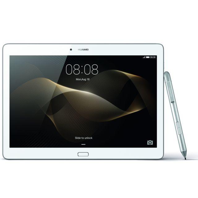 HUAWEI Tablette MediaPad - 64 Go - 53015704 - Argent