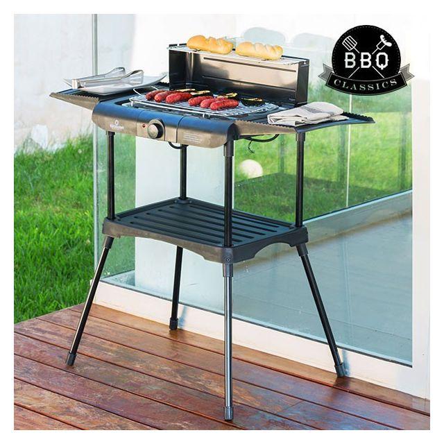 barbecue lectrique far bbqe 5 ci vendu par conforama 400125. Black Bedroom Furniture Sets. Home Design Ideas
