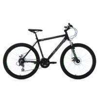 KS CYCLING - VTT semi rigide 26'' Xceed noir TC 53 cm