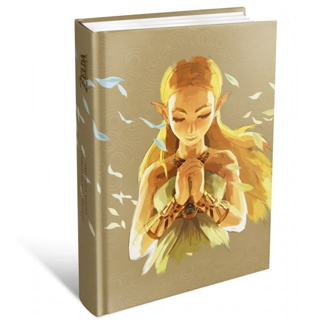 Piggyback Guide collector The Legend of Zelda: Breath of the Wild Edition augmentée Guide collector The Legend of Zelda: Breath of the Wild (Edition augmentée)