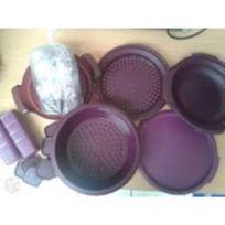 Marque Generique - micro vap' tupperware mauve collector 50 ans avec ses 8 ramequins