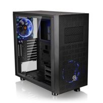 Thermaltake - Boitier Core X31 Tg Tempered Glass Noir