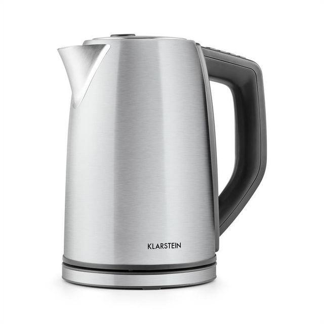 KLARSTEIN Teahouse Bouilloire sans fil acier 1,7L 3000W température réglable