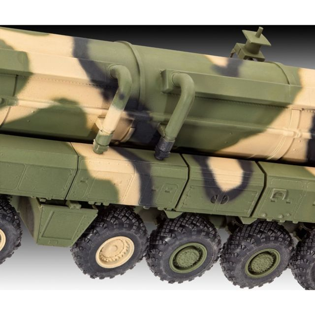 Revell - Maquette Camion et fusée Topol SS-25 Sickle