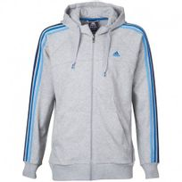 Adidas originals - Veste à Capuche Ess 3S Lifz Hood Homme Adidas