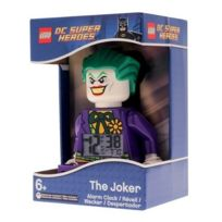 Lego - Réveil figurine The Joker 23 cm - Super Heroes - Dc Comics