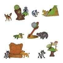 Smoby - Disney - La Garde du Roi Lion-Coffret 2 figurines