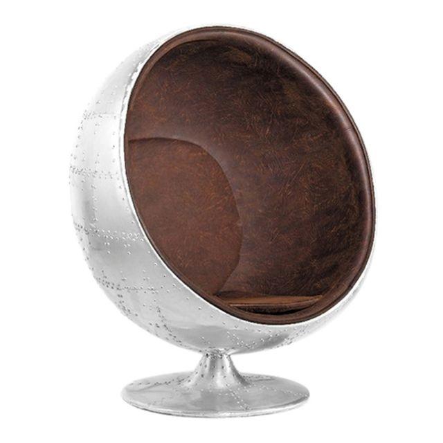 Oneboutic Fauteuil design vintage - Boule
