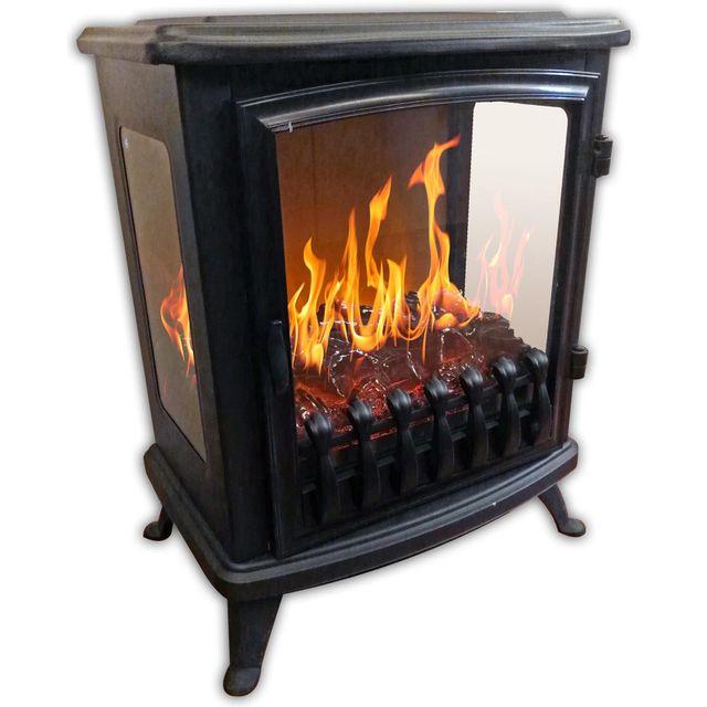 cheminee electrique flamme 3d