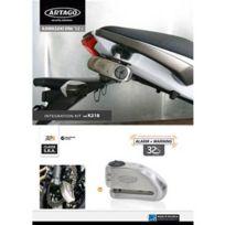 Artago - Support Adaptable 32 Kawasaki Er-6N 2012