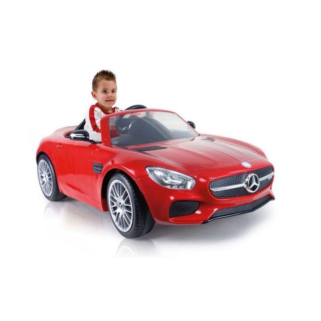 Injusa Voiture électrique Mercedes Amg Gt 6V