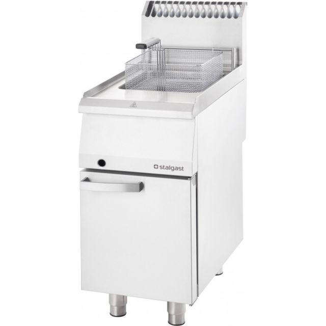 Materiel Chr Pro Friteuse à Gaz 17 L 15 kW - G20 ou G30 - Stalgast - 700