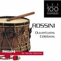 Philips classics - Gioacchino Rossini - Ouvertures célébres Boitier cristal