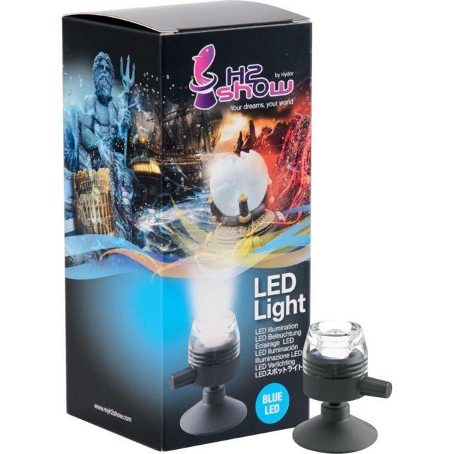zolux hydor spot led light bleu pas cher achat vente equipement de l 39 aquarium rueducommerce. Black Bedroom Furniture Sets. Home Design Ideas