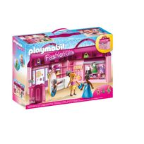 Playmo - Magasin Transportable Playmobil