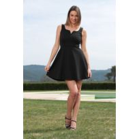 Dresscode - Dress Code Robe allyson R1165-6 Noir