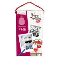 Avenue Mandarine - Coffret créatif Happy Mandarine Box : Photo booth