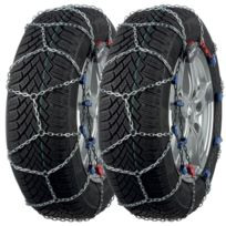 HABILL-AUTO Chaines Neige Manuelle 9mm 205//50 R17-205 50 17-205 50 R17