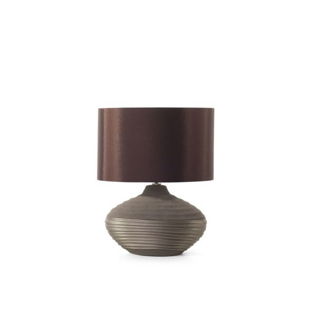 lampadaire salon design marron pas cher