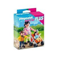 Playmobil - 4782 Special+ Maman avec enfants et landau 0115