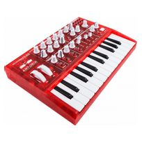 Arturia - Microbrute rouge - Clavier analogique 25 minitouches