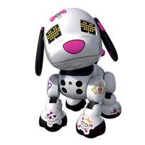 Zoomer - 6023882 - Animal Interactif - Mini - Zuppies - Scarlet