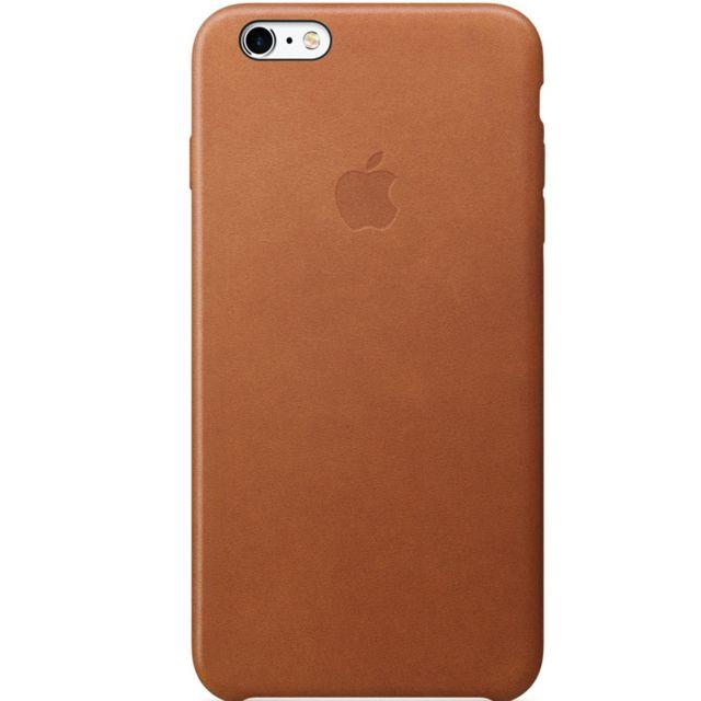 APPLE iPhone 6s Plus Leather Case - Havane - MKXC2ZM/A