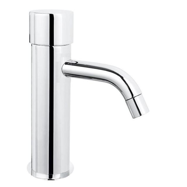 robinet lave mains temporis chrome pour vasque ou lavabo pas cher achat vente robinet de. Black Bedroom Furniture Sets. Home Design Ideas
