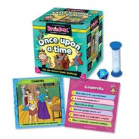 Brainbox - Green Board Games Brain Box Once Upon a Time