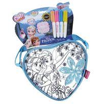 Simba Toy - La Reine Des Neiges Color Me Mine Sequin Sac Coeur