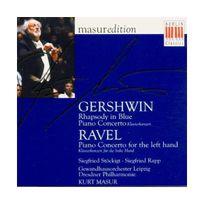 Générique - Raphsody in blue / Concerto pour Piano / Concerto pour la main gauche