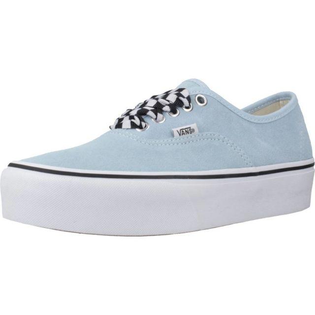 vans bleu authentic