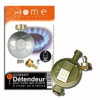HOME EQUIPEMENT - Détendeur pour tuyau gaz butane - A95111