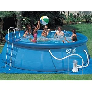 Intex pool zen spa kit piscine hors sol autoportante for Piscine hors sol intex ronde