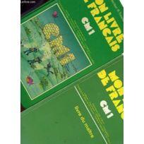 Mon Livre De Francais Cm1 En 2 Volulmes Livre Livre Du Maitre Collection R Toraille