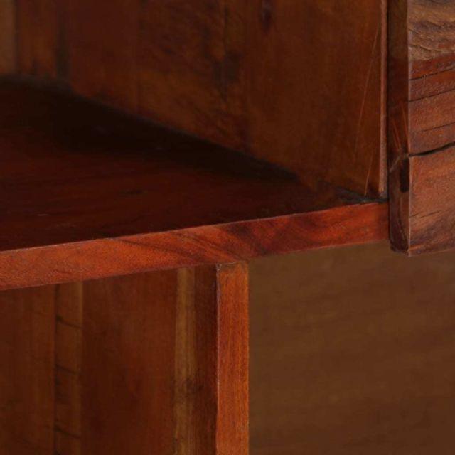 Icaverne - Buffets et bahuts collection Buffet Bois de récupération massif 150 x 40 x 152 cm