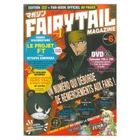 Citel Video - Fairy tail magazine Volume 6 - Dvd